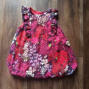 The Children's Place chiffon baby dress